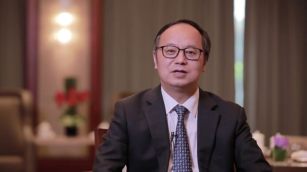 Song Yonghua to be University of Macau's next rector