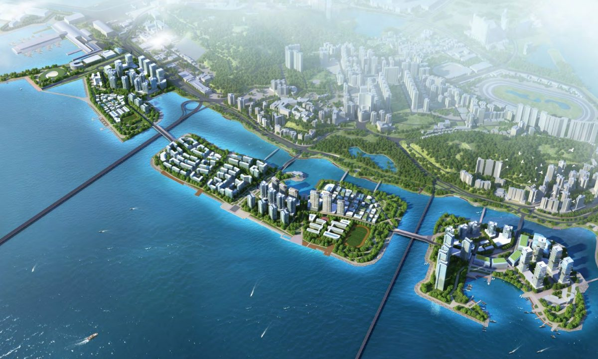 Macau government plans 2 more links between Zone A and the peninsula