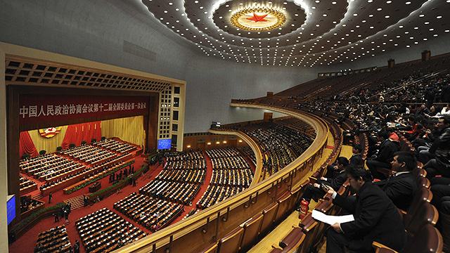 15 Macau residents compete for 12 National People's Congress seats