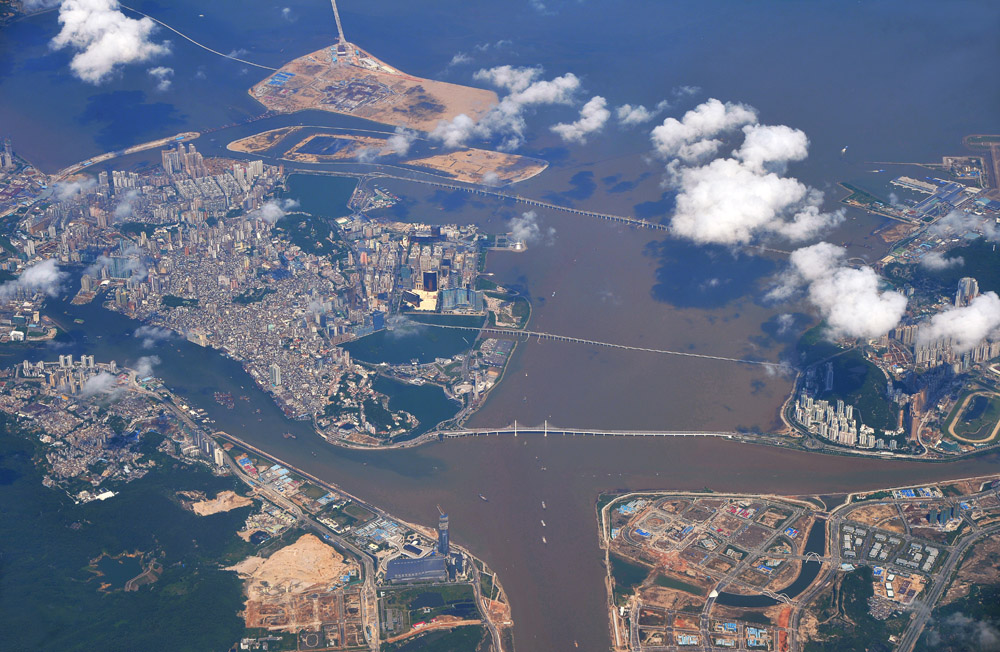 Future Macau maritime areas without gaming activities