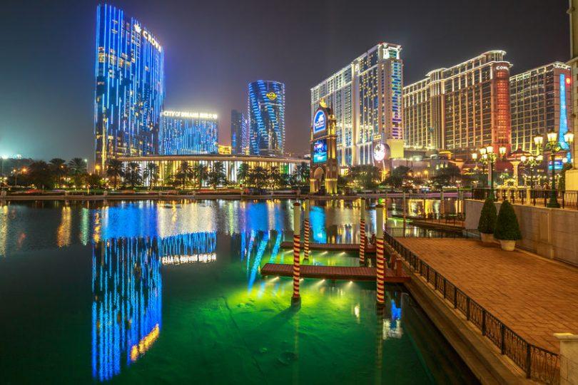 Macau's hospitality industry 2017
