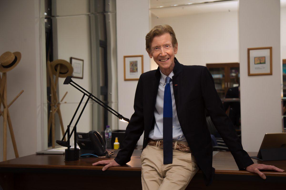 Prof. Kevin Thompson