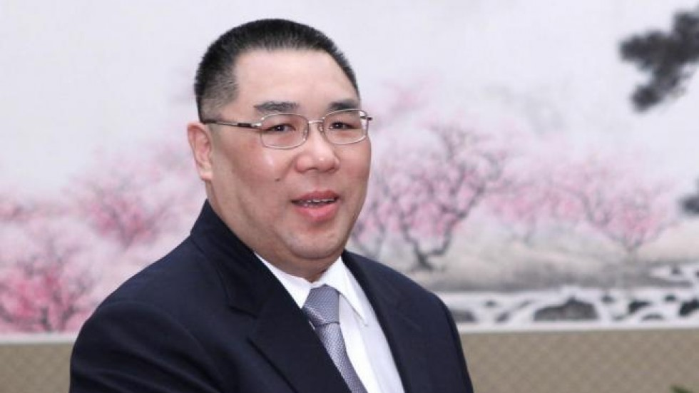 Chui urges unremitting efforts to boost city's development