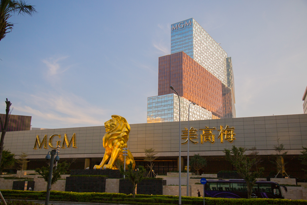 Govt approves 125 gaming tables for MGM Cotai