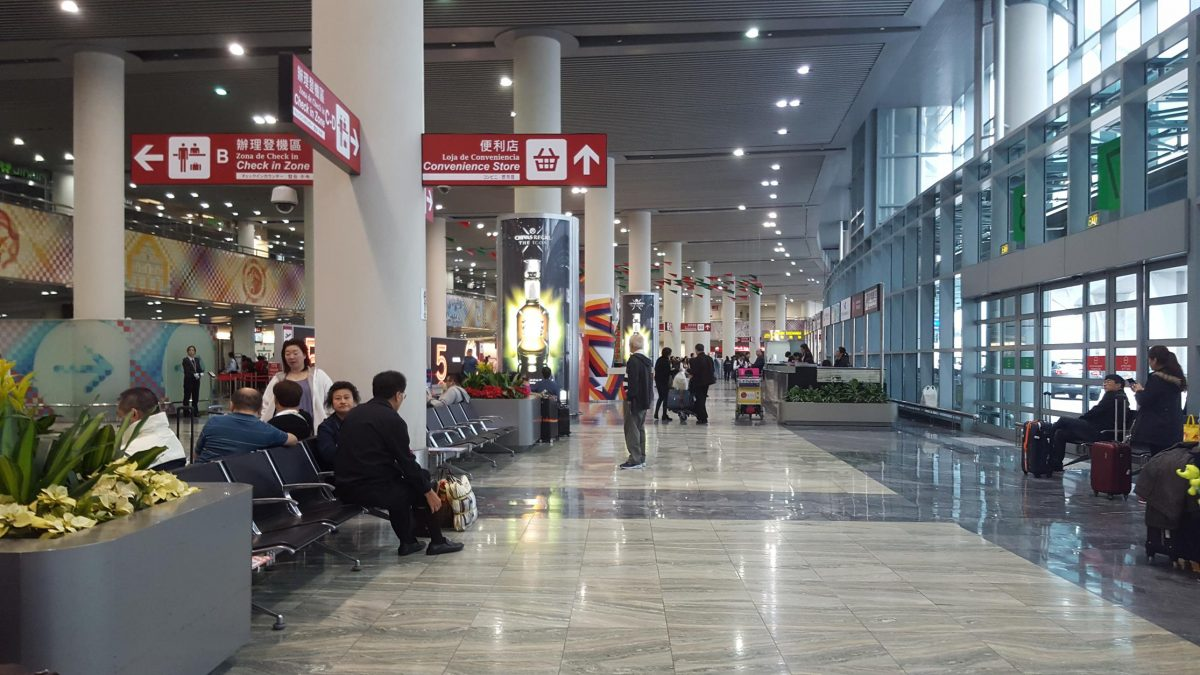 Macau airport handles record 7.1 million passengers in 2017
