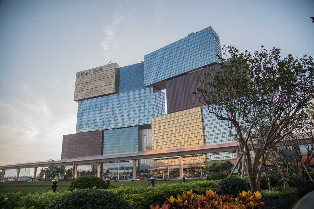 MGM to finally open Cotai resort on Tuesday