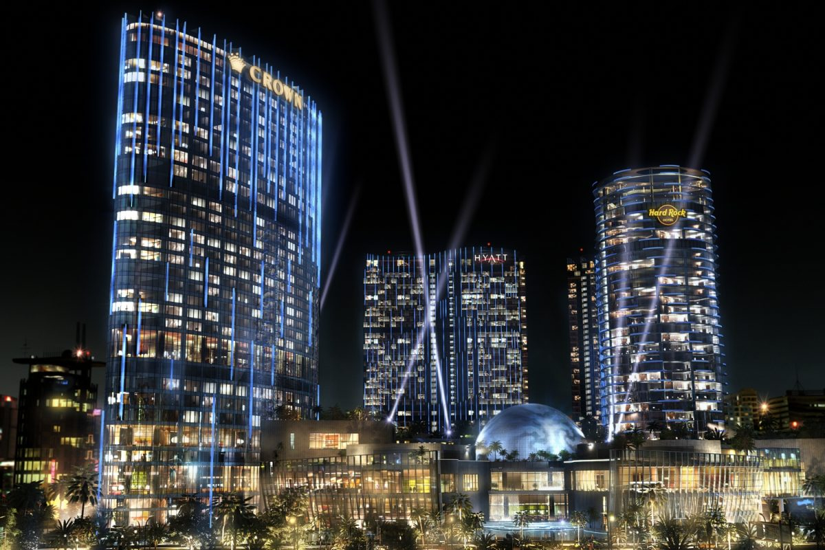 Melco explores 2nd phase for Studio City
