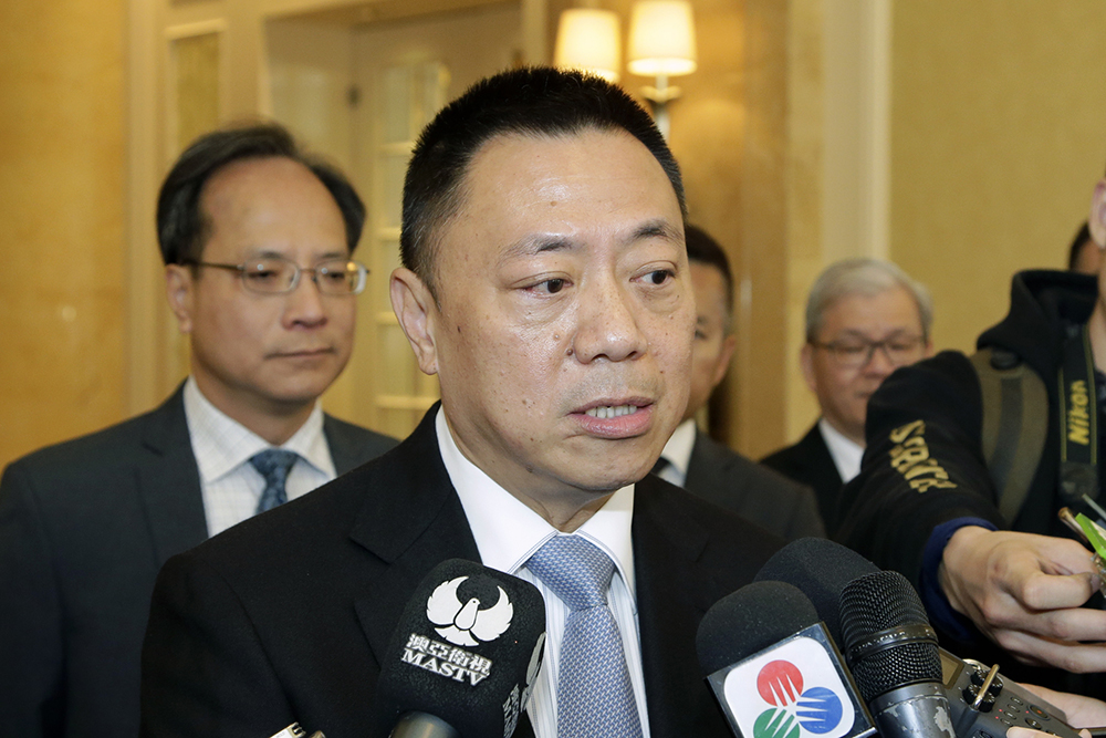 Jockey Club must pay govt 153-million-pataca debt or lose concession: Leong