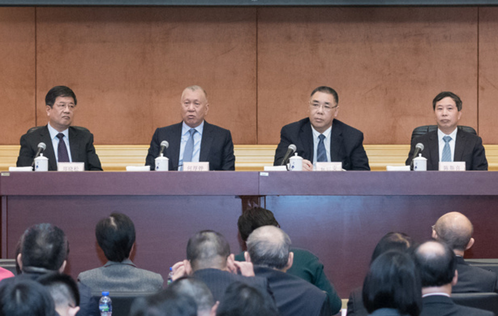 Liaison chief calls for Macau to acknowledge Communist Party of China leadership