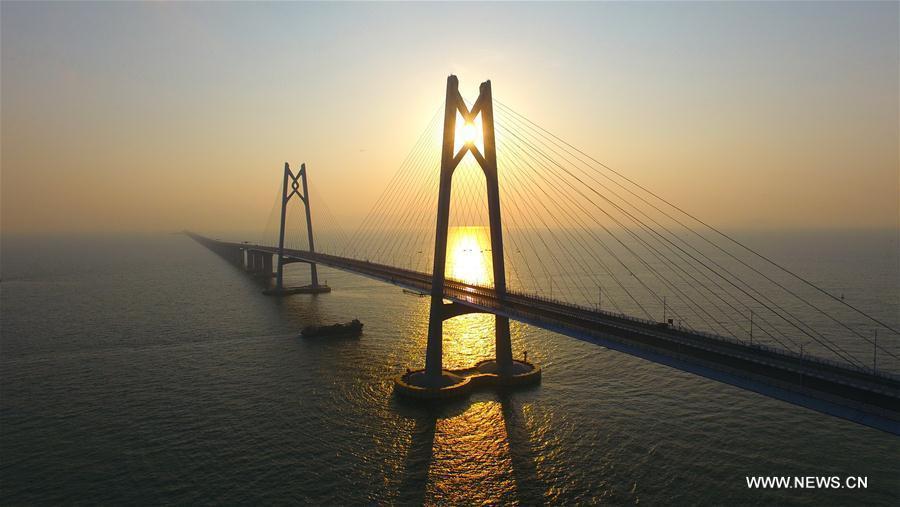 Delta bridge paves foundation for B&R Initiative: chief engineer
