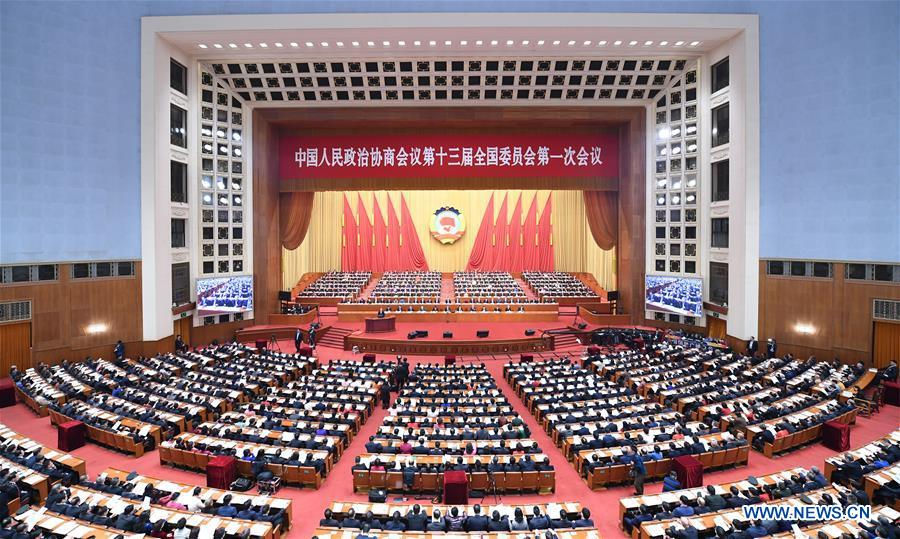 3 newcomers to CPPCC Standing Committee from Macau
