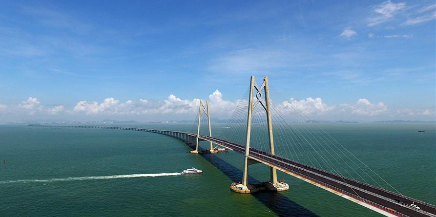 HK$80 from Hong Kong to Zhuhai on mega bridge – exclusive bus rights go to Pansy Ho's firm