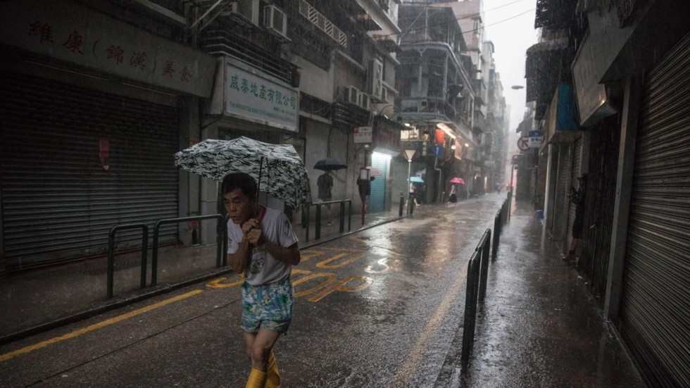City's first typhoon drill to take place on Saturday