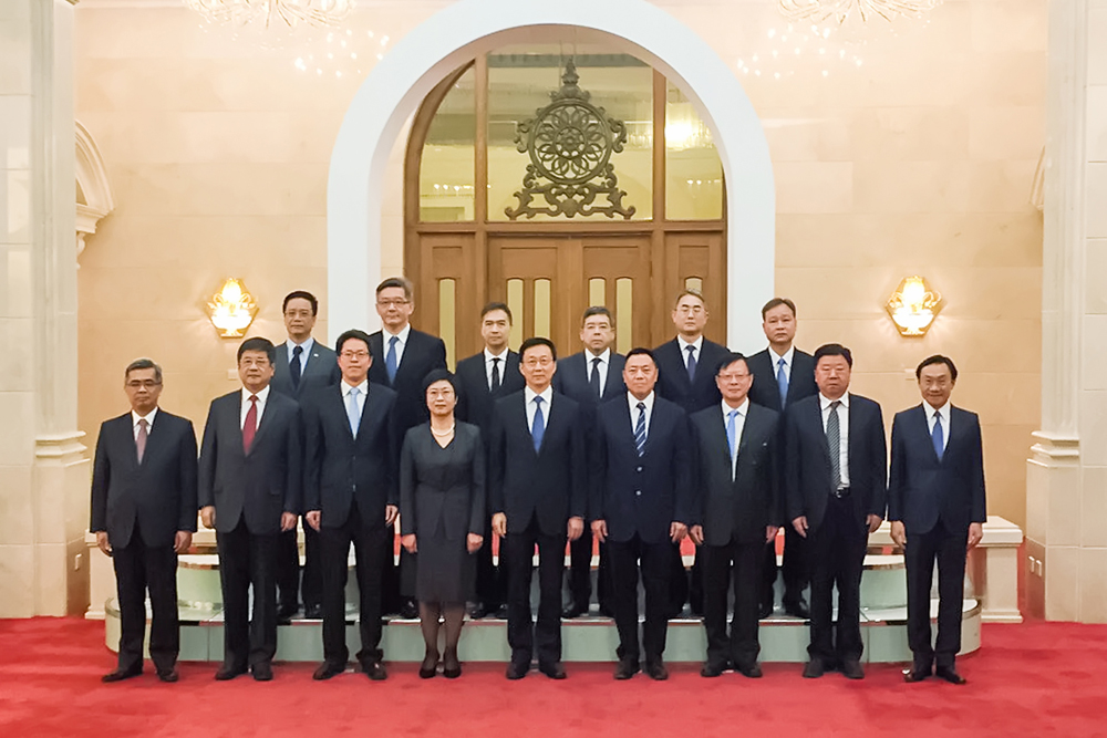 Vice-PM urges local govt to follow Xi's guidelines, improve residents' lives