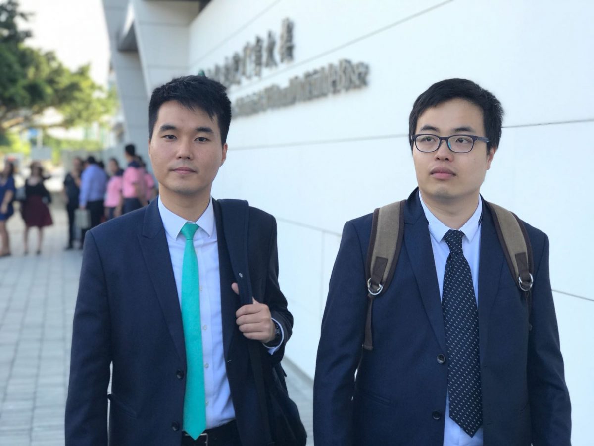 Prosecutor demands jail for lawmaker, fellow activist for disobedience