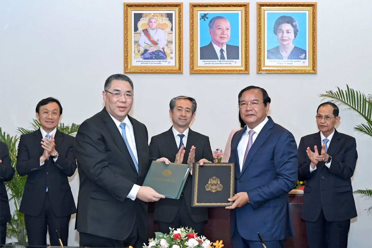 Macau, Cambodia ink deal on friendship promotion