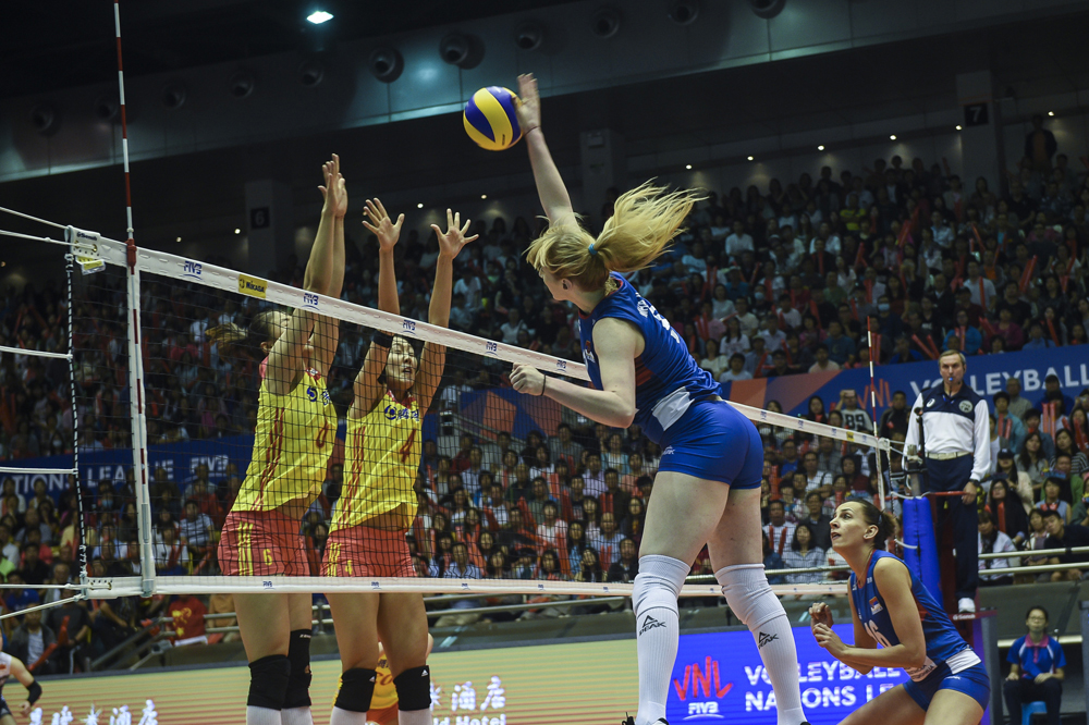 Boskovic overpowers China and lifts Serbs to clean sweep
