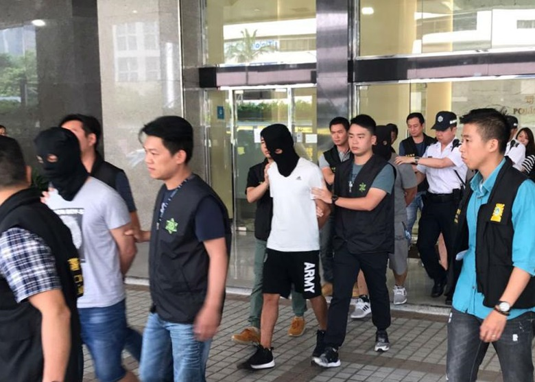 Macau and Guangdong police jointly bust gang smuggling Vietnamese to Macau