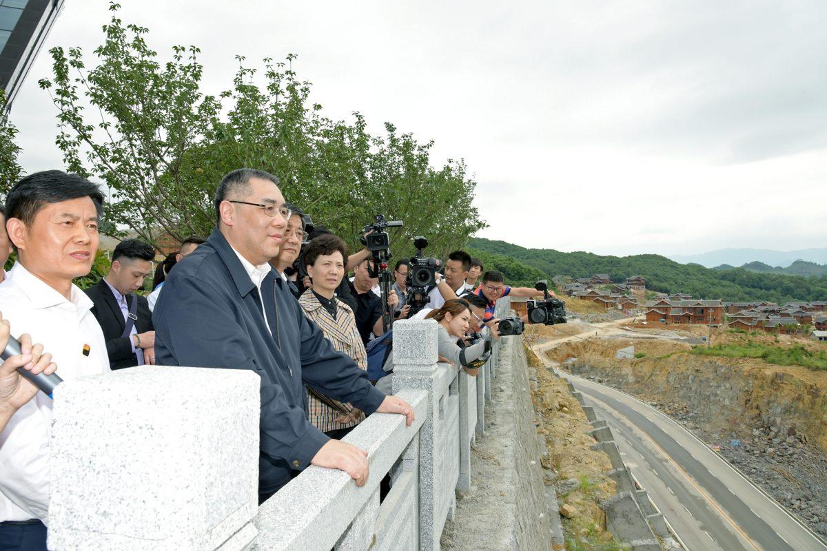 FM to donate 40 million yuan to poor county in Guizhou