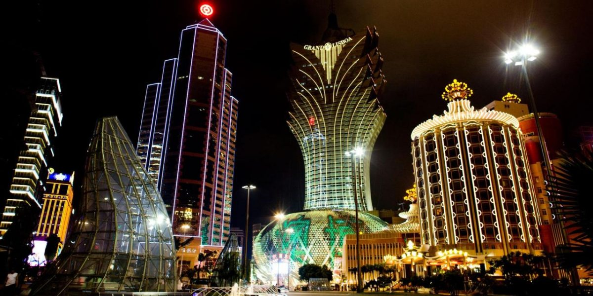 Gross revenue at Macau casinos grows 12.1% in May