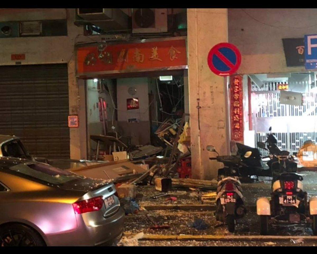 Restaurant blast kills 1, injures 7