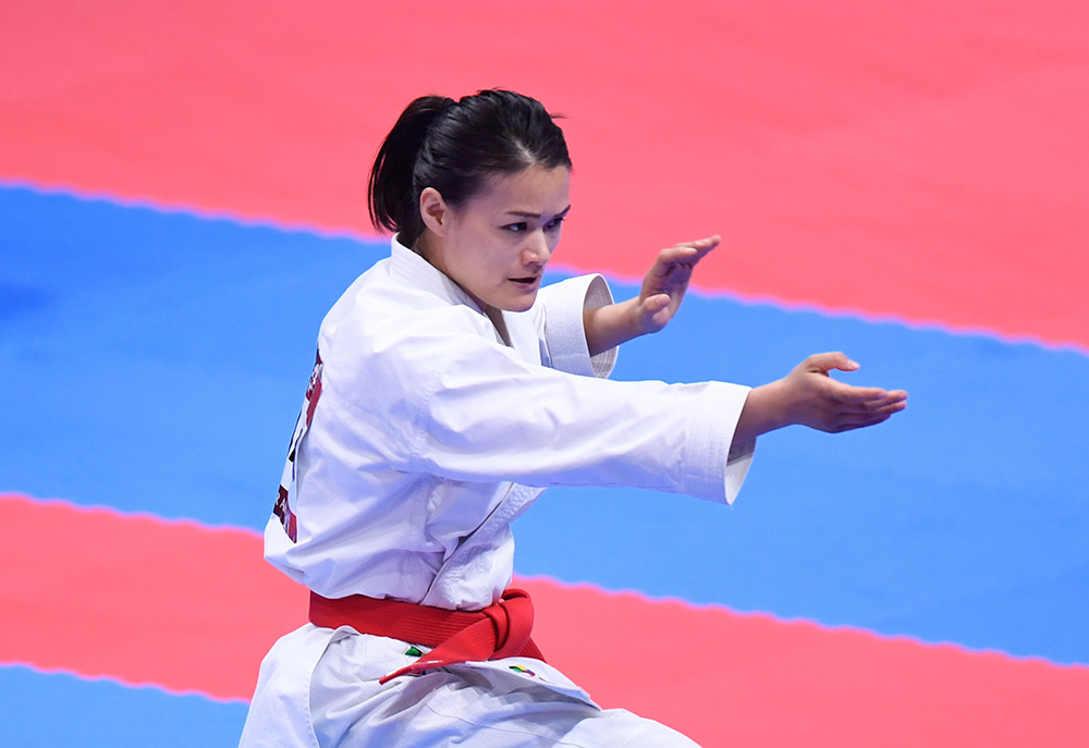 Two more medals in Karate for Macau in the Asian Games 2018