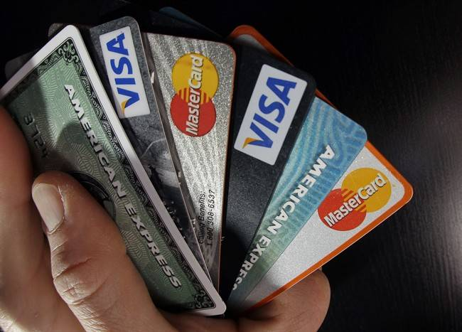 Credit cards rise 10 pct to 1.2 million in June