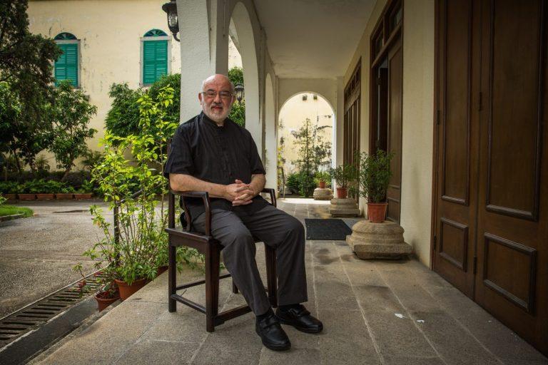 Father Luis Sequeira