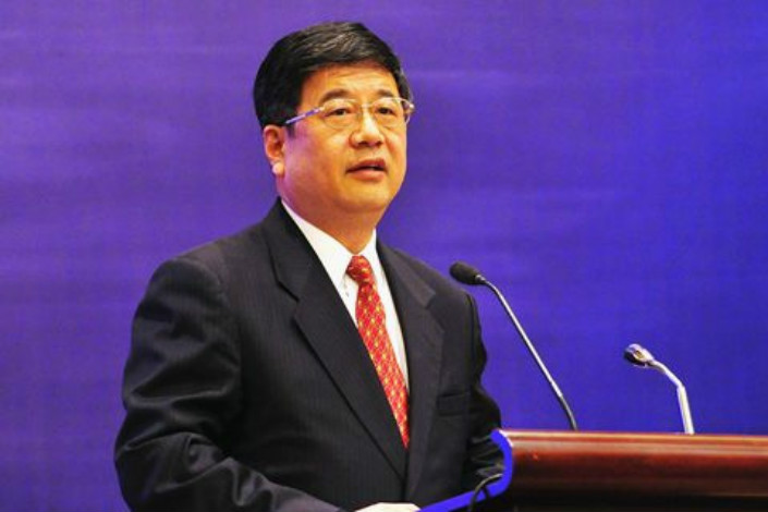 Head of Chinese government's liaison office in Macau dies in fall from home
