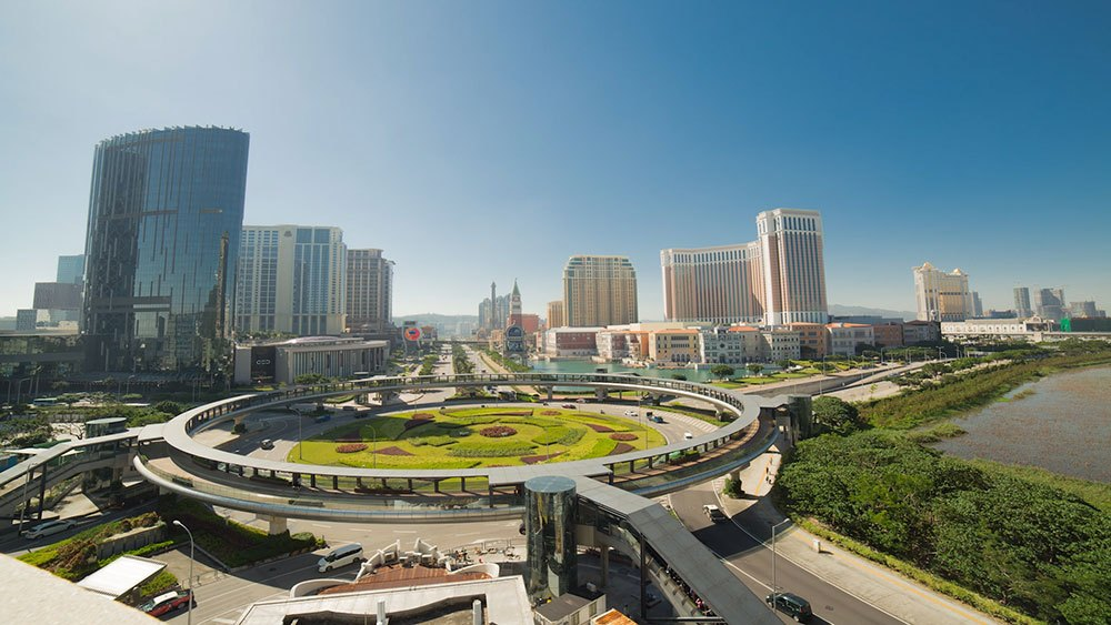 Weight of gaming in Macau economy increases to 49.1% in 2017