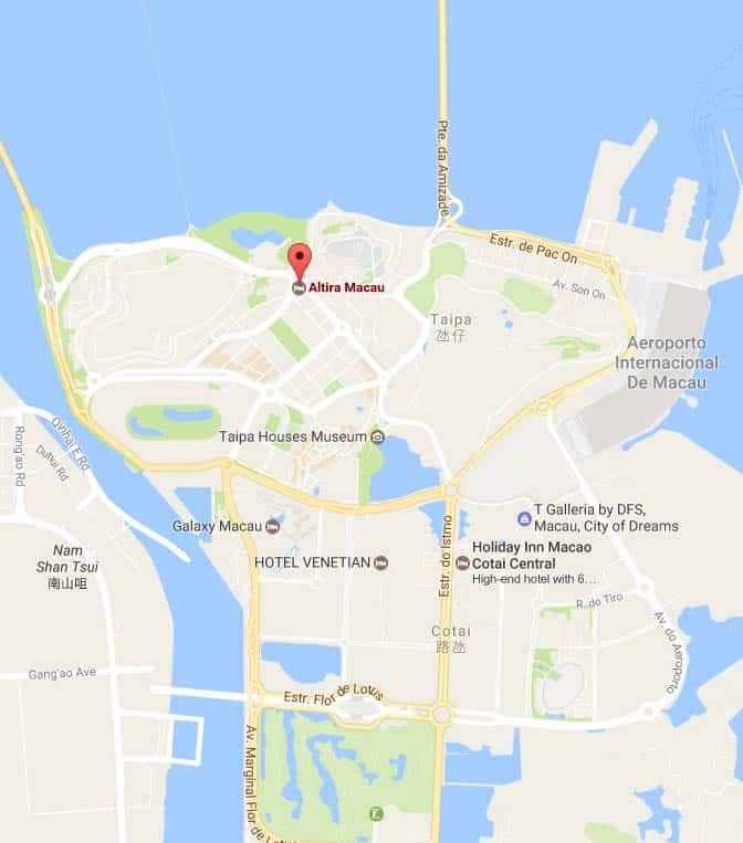 Govt axes Taipa 'Ocean World' land concession