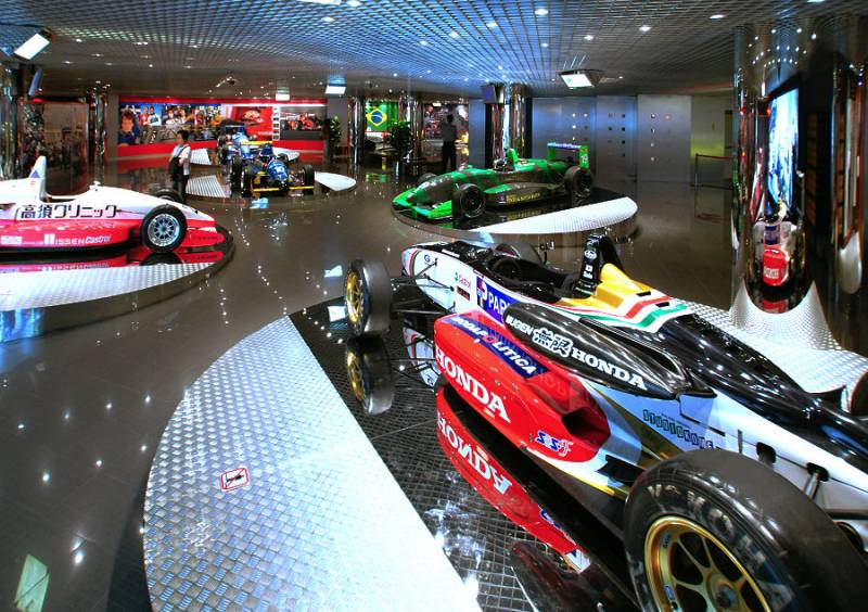 Grand Prix Museum revamp to cost 830 million patacas: tourism chief