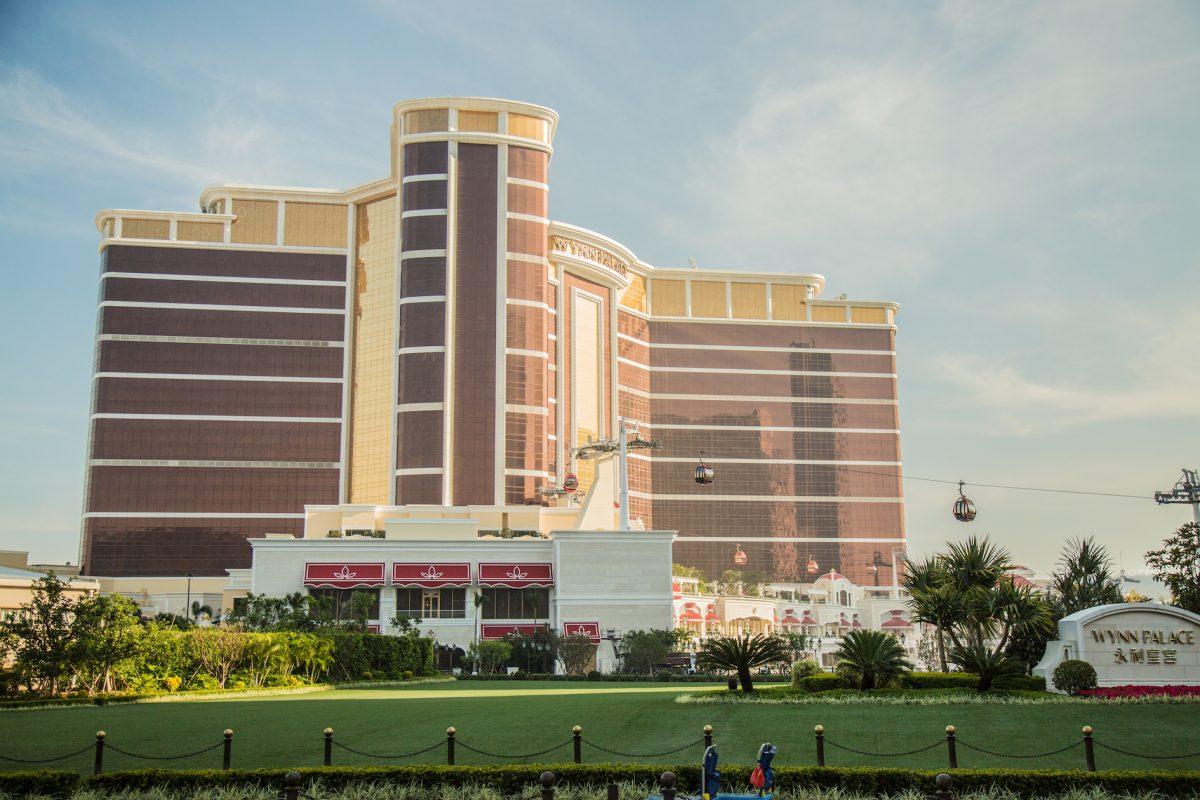 Wynn Palace revenues up, Wynn Macau down in 4Q