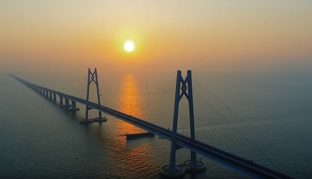 China unveils development plan for Guangdong-Hong Kong-Macau Greater Bay Area