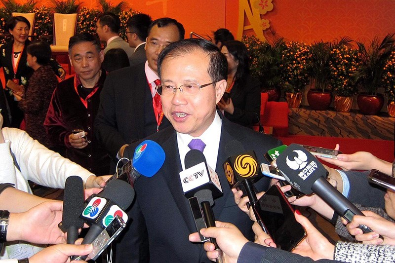 Liaison chief lists 5 points to better practise 'One Country, Two System' in Macau