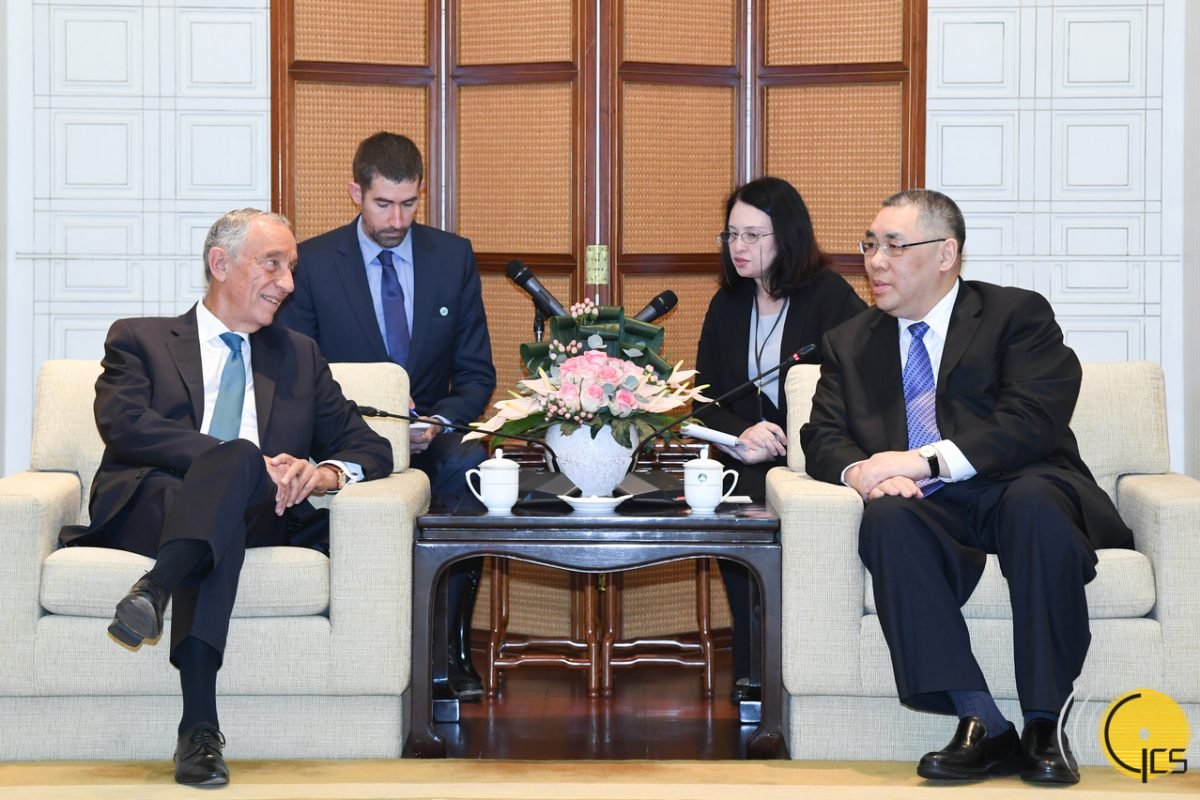 Chui says Macau plays key role in Sino-Portuguese ties