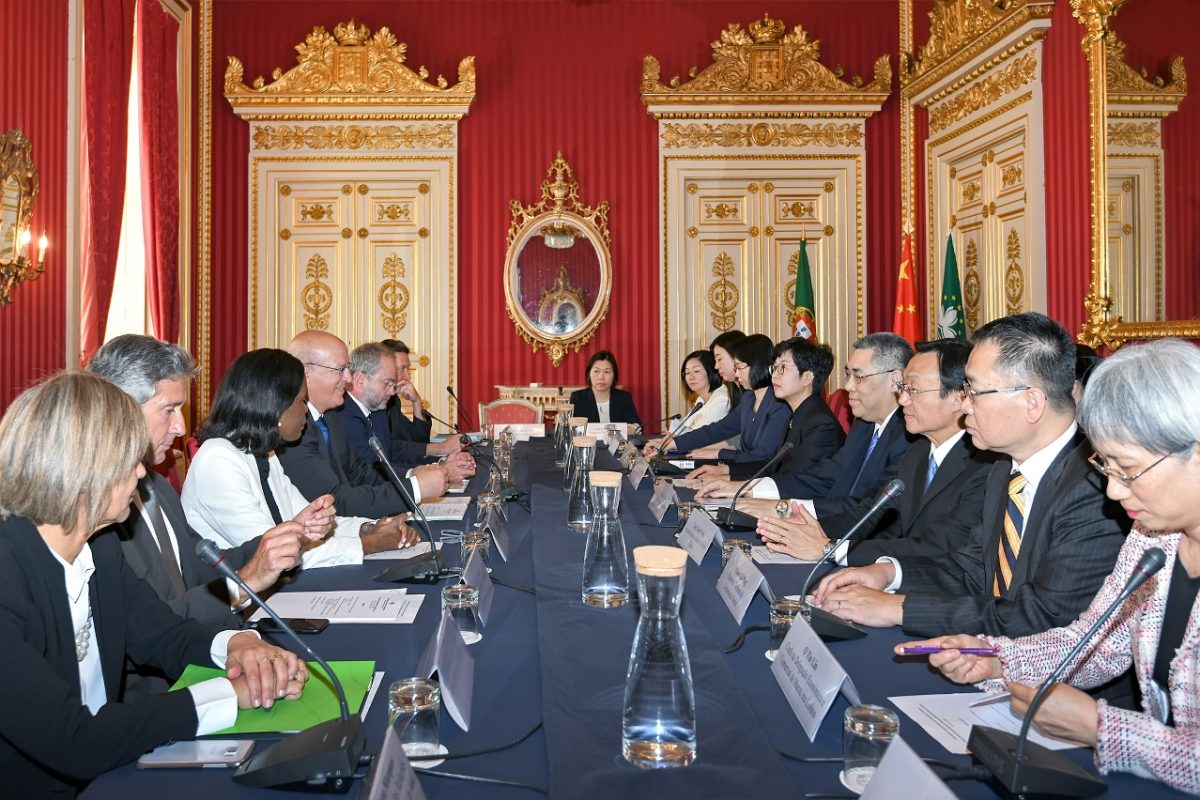 Macau-Portugal meeting ends with 2 accords
