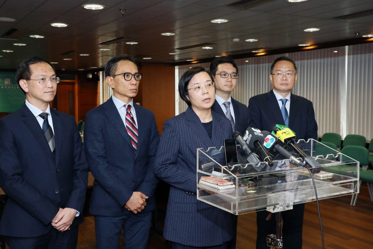 Commission sets campaign period for CE Election Committee candidates