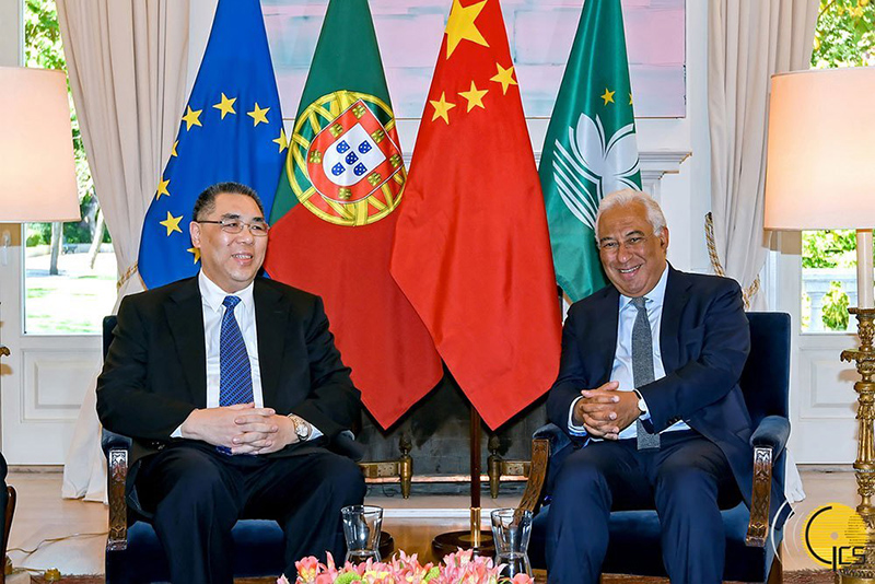 Macau and Portugal want to have a closer relationship