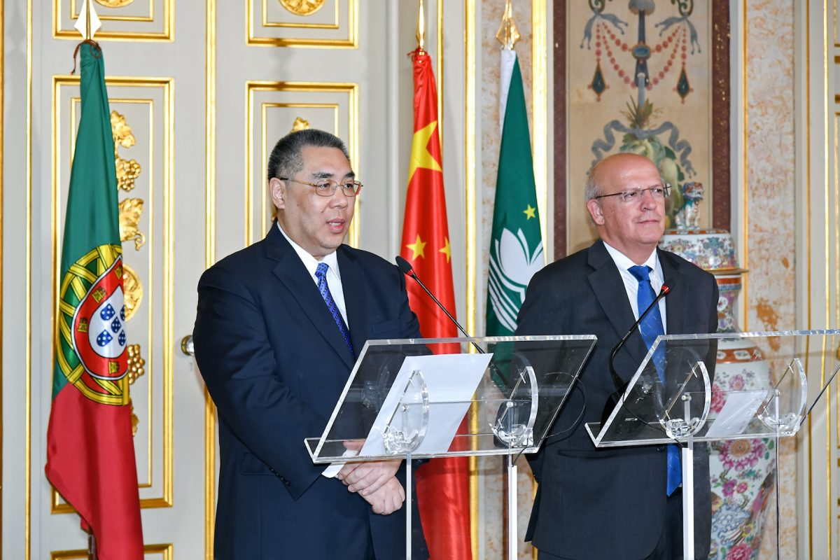 Macau-Portugal extradition deal excludes political crimes