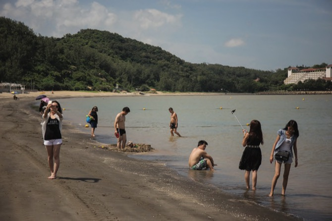 Cholera discovery in beach waters might be connected to poor waste treatment