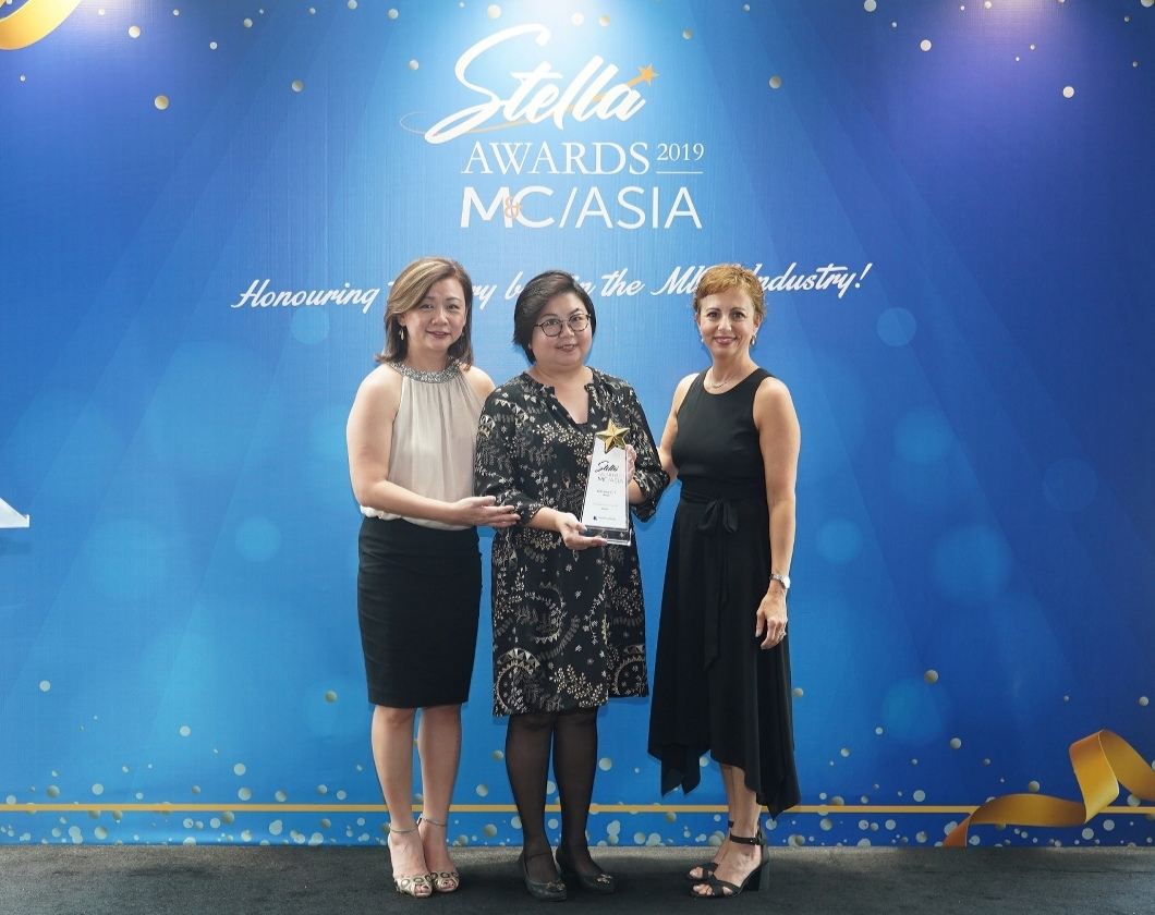 Macau wins 'Best MICE City – Asia' award
