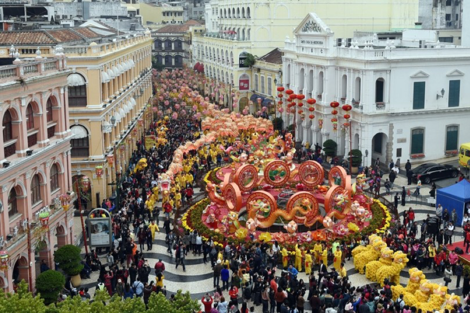 Macau welcomes 23.8 million visitors from January to July