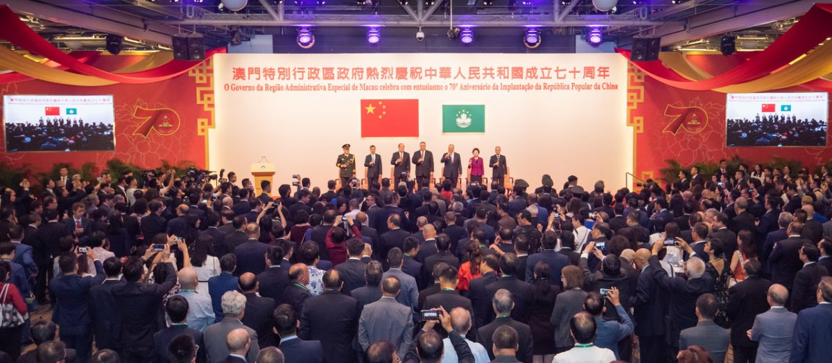 Macau a shining example of 'One Country, Two Systems' practice: Chui