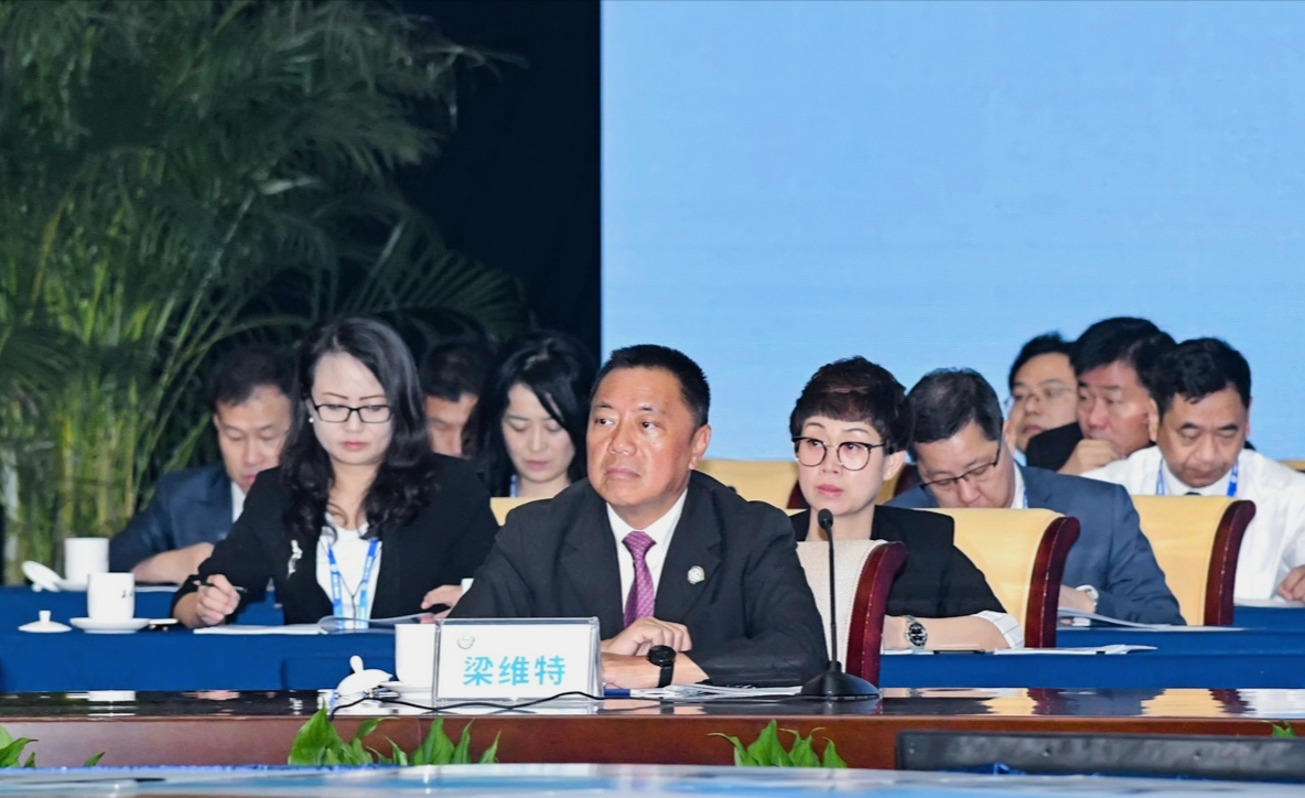 Leong vows to lift PPRD cooperation to 'new level'
