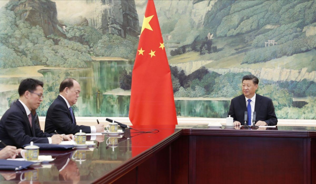 Xi urges Ho to grasp Macau's real situation & country's strategic development needs