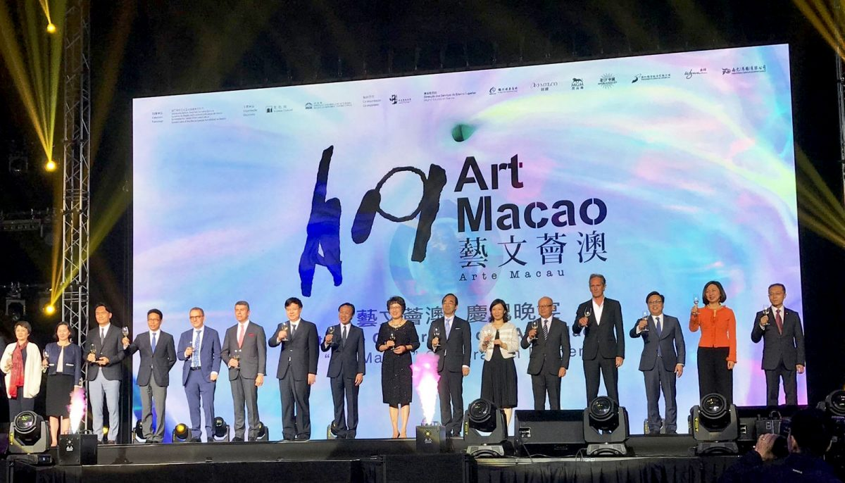 Tam says Art Macao shows draws over 16 million visits