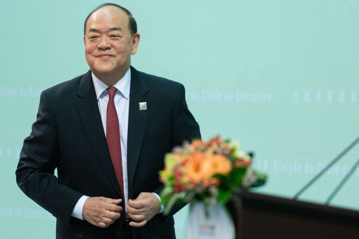 Ho says Macau will become example of nation's reunification