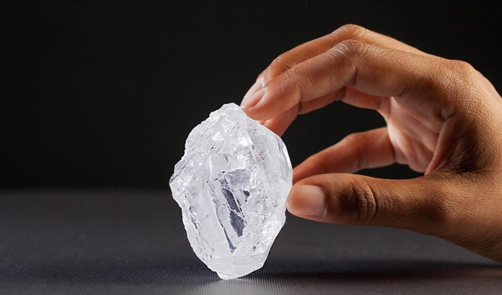 First batch of rough diamonds subject to Kimberley Process enters Macau
