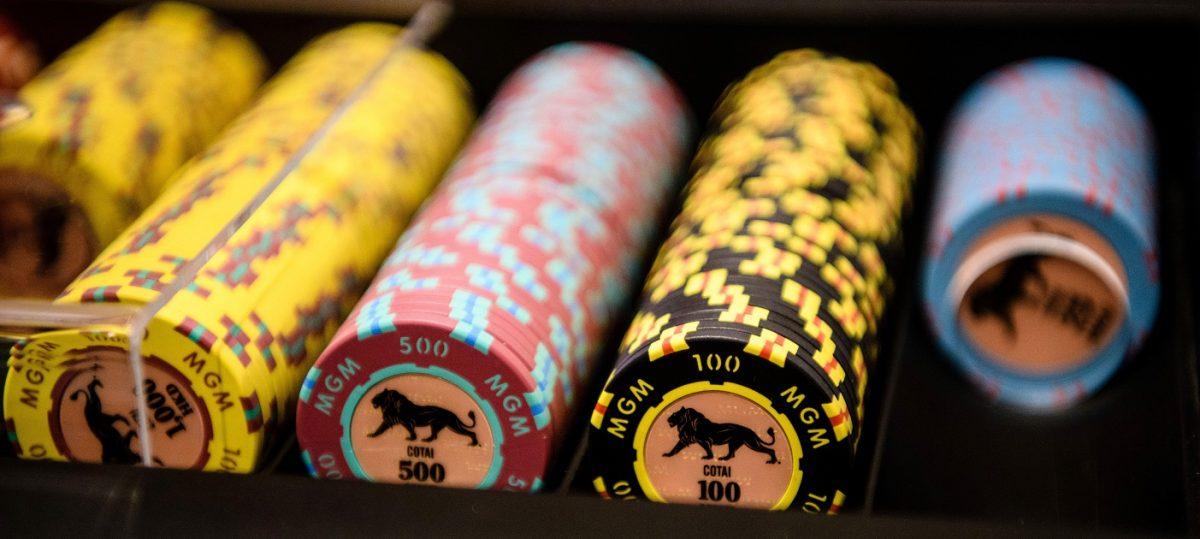 Macau Gross Gaming Revenues in November fell 8.5 per cent
